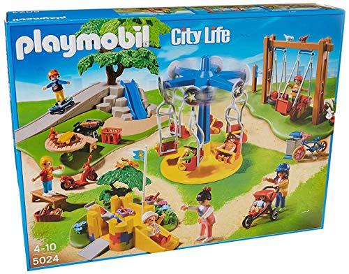 Playmobil City Life Playground - 5024