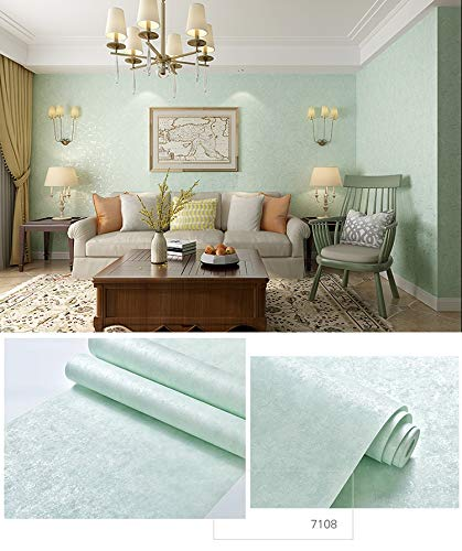 Vintage Plain Solid Abstract Beton Zement Tapete Holzkohle Silber Grau Tapetenrolle Für Schlafzimmer Wohnzimmer Dekor 5,3㎡ 19