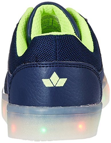 Lico Disco, Sneakers Basses Mixte Adulte Bleu (Marine)