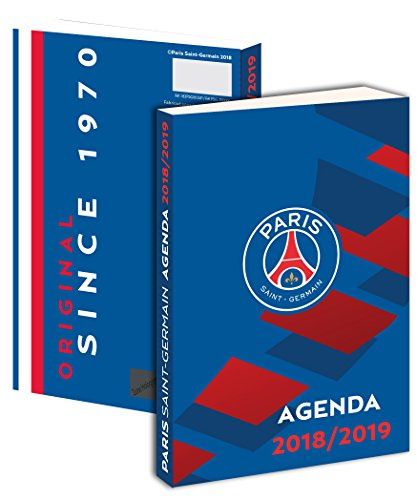PSG school diary 2016/2017 - Official collection - Paris Saint-German - back to school.