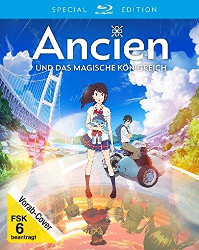Ancien und das magische Königreich [Blu-ray] [Special Edition]