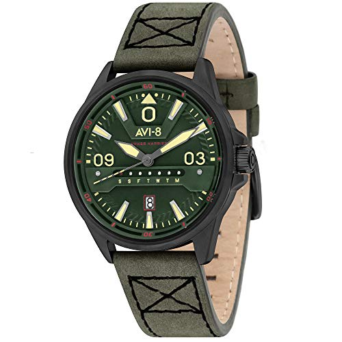 Orologio da uomo Spinnaker Hawker Harrier II, al quarzo, cassa 42 mm, AV-4063-04