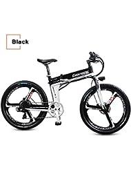 "7 Speed, 48V 10AH, 250W, 26"", Electric Bicycle, Electric Bike, Mountain Bike, Folding E Bike"