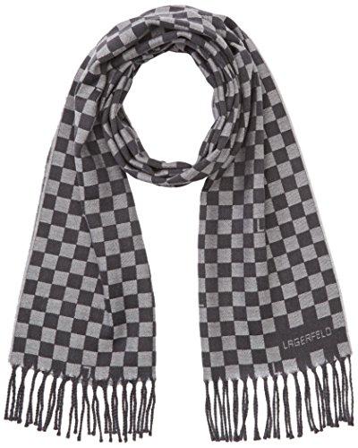lagerfeld-scarf-echarpe-homme-grau-antra-80-taille-unique