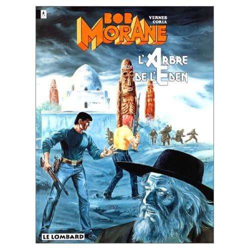 Bob Morane,  tome 28 : L'Arbre de l'Eden