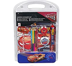 Disney Pixar Cars 3 Bumper Stationery Set