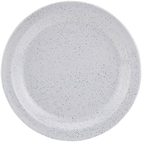 Waca Granit uni Dessertteller (Stapelbar Dessertteller)