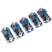 laomao 5x DC de regulador de voltaje DC LM2596S von3,2–40V nach1,25–35V for Arduino