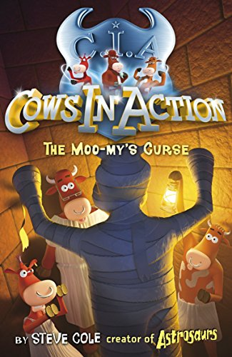 Cows in Action 2: The Moo-my's Curse