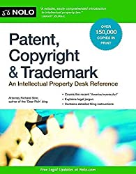 [(Patent, Copyright & Trademark : An Intellectual Property Desk Reference)] [By (author) Richard Stim] published on (March, 2014)