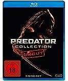 Predator 1-3 Collection [Blu-ray]