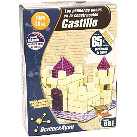 Science4you - Castillo, Los primeros pasos en la construcción. (301)