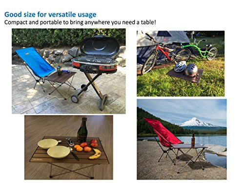 Trekology Portable Camping Table ...