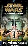 Les Apprentis Jedi, tome 1 : Premières armes