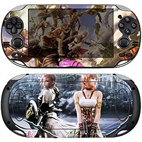 Final Fantasy 111 Vinyl Skin Sticker Cover Protector for Sony Playstation PS Vita PSV by Cool