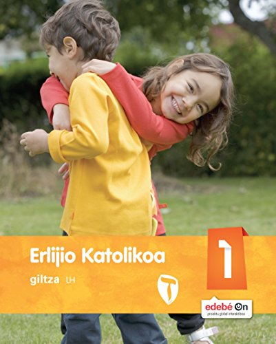 ERLIJIO KATOLIKOA 1 - 9788483784006