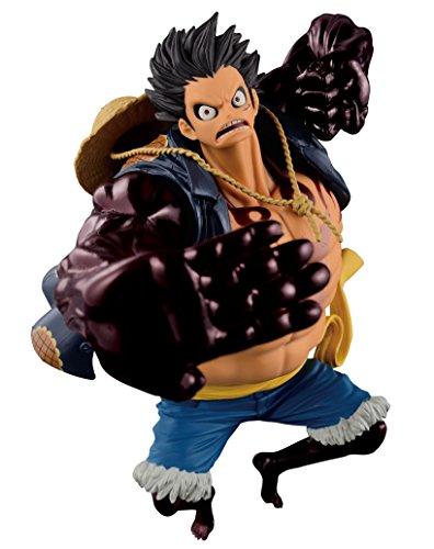 Banpresto 33820P–Figuras One Piece SCultures Big Zoukeio Special–Gear Fourth Monkey D. Luffy 2