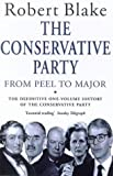 Conservative Party Peel To Major