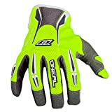 O'Neal Revolution MX Handschuhe Neongelb Motocross Offroad Enduro MTB DH FR, 0384R-4, Größe Large