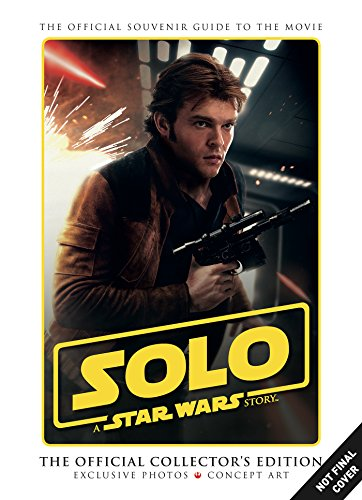 Solo: A Star Wars Story Official Collector's Edition (Han Solo Laser)