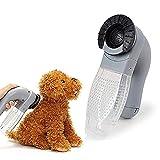 ZNN - Dispositivo di Assorbimento Elettrico dei peli di Animali Domestici, aspirapolvere Senza Fili per Animali da Compagnia