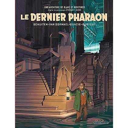 Hors-série Blake et Mortimer - tome 11 - Dernier Pharaon (Le)