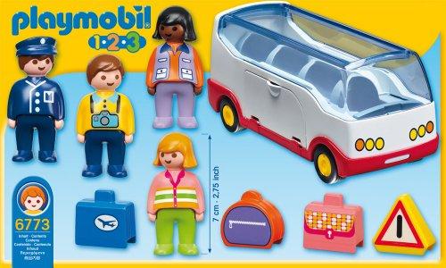 PLAYMOBIL 6773 – Reisebus - 3