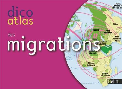 Dicoatlas des migrations par Pierre Henry