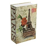 #8: HOME CUBE® Book Safe With Combination Lock Dictionary Safe Storage Box Case Diversion Secret Hidden Cash Security Stash - Random Design