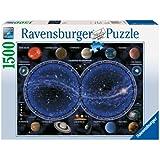 Ravensburger - Celestial Map 1500 Piece Jigsaw Puzzle