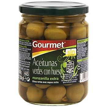 Gourmet Aceitunas verdes...