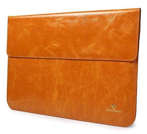 7 Zoll Schutzhülle / Tasche für Tablets aus feinstem Lederimitat mit Zusatzfächern und weichen Innenfutter für Samsung Galaxy Tab 2-4, Huawei MediaPad, Asus MemoPad7, Acer Iconia Tab7, Fire HD7, HP7 Plus, Toshiba Touch7, HTC Flyer, Onyx, Medion Lifetab, Lenovo Ideatab A3000, Archos, Pocketbook Surfpad 2, Nook, Odys, Kobo Vox, Farbe brown (hellcoffee (dunkelbraun))