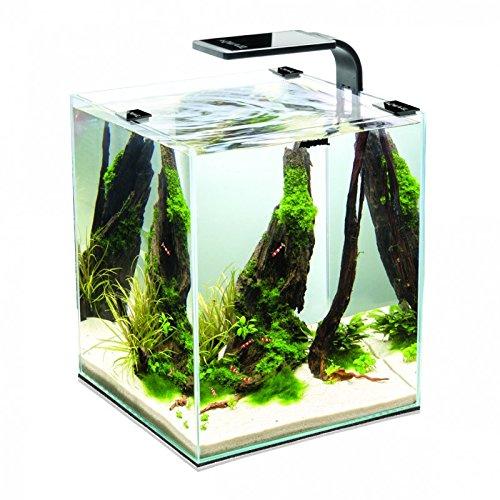 Aquael Aquarium Shrimp Set SMART LED, komplett Set mit morderner LED-Beleuchtung (weiß, 20 Liter) - 2