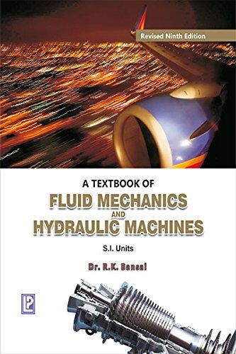 A Textbook of Fluid Mechanics and Hydraulic Machines par Bansal