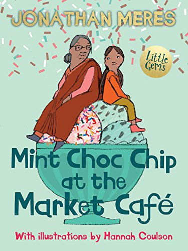 Mint Choc Chip at the Market Cafe Cafe-chip