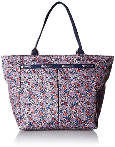 LeSportsac Damen Classic SMALL Handbag Everygirl, Tote, Handtasche, klassisch, S, Covent Garden, Einheitsgröße