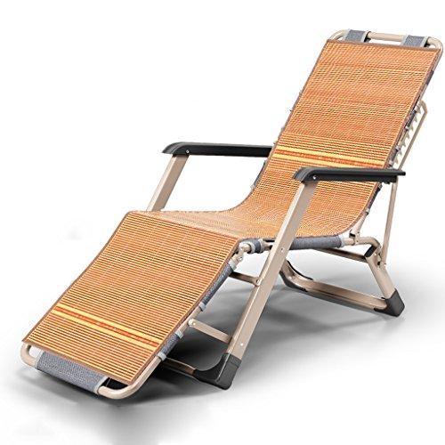 Zcxbhd Falten Liegend Liege Salon Stuhl Sitz Abdeckung Sonne Strand Faul Bett Geeignet Zum Ausgehen/Camping/Grill Warten Freizeit  Ort -
