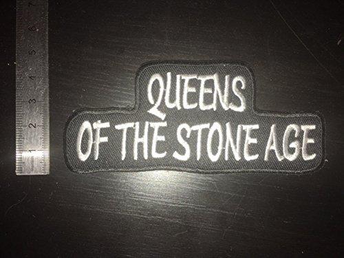 Preisvergleich Produktbild Ecusson-Patches Aufnaher ToppaQueens of the Stone Agezum Aufbgeln