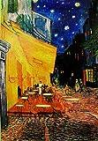 Terrasse de Cafe la nuit Poster Vincent Van Gogh (61cm x 91,5cm) + Ü-Poster