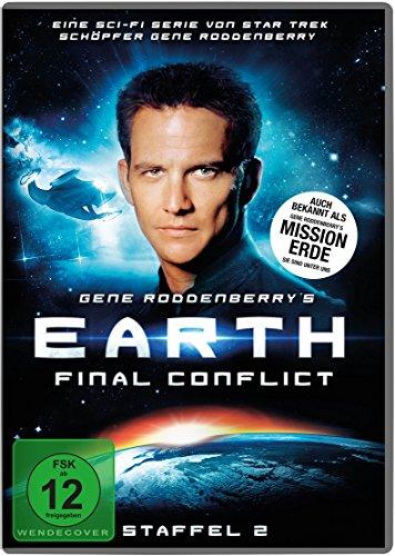Gene Roddenberry's Earth Final Conflict - Staffel 2 (6 DVDs)