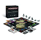 Winning Moves Monopoly Game of Thrones Collector's Edition – Das Spiel zur Angesagten Serie (Deutsch) Vergleich