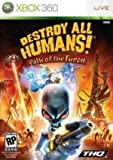 Destroy All Humans : En Route Vers Paname