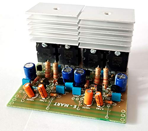 Powertronics TTC 5200/1943 HI-FI Mono 500 W Subwoofer Audio Amplifier Kit  Board