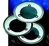 Mikrowellen Tellerwärmer ohne Kabel Warmhalteplatte Warmhalter Essen Geschirrwärmer Wärmeteller Wärmeschrank Warmhalteteller Wärmeteller Baby