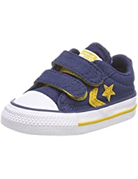 Converse Unisex Kids' Star Player EV 2v Ox Trainers