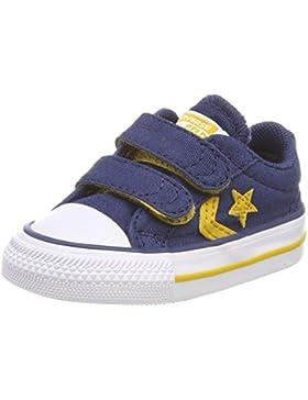 Converse Star Player Ev 2v Ox, Zapatillas Unisex Niños