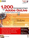 1200 Homepage Vorlagen f�r Adobe GoLive Bild