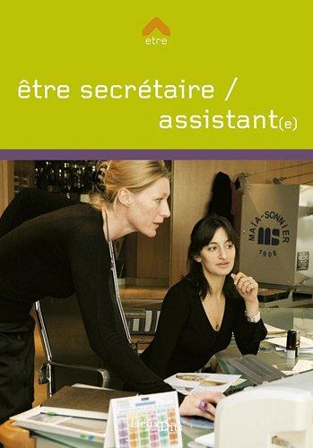 Etre secrétaire