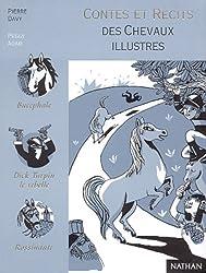 Contes et récits des chevaux illustrés