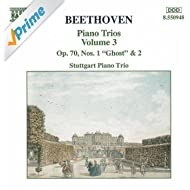 Beethoven: Piano Trios Op. 70, Nos. 1 And 2